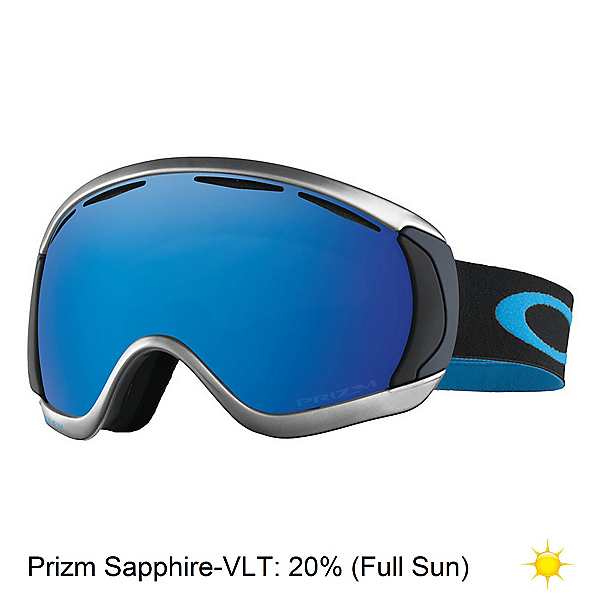 Oakley Aksel Svindal Canopy Goggles, , 600