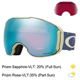 d99274558a9 Shop for Blue Oakley Ski Goggles at Skis.com