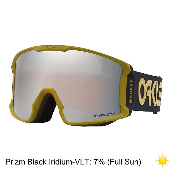 Oakley Line Miner Prizm Goggles 2020, Factory Pilot Progression-Blac, 600