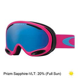 Oakley A Frame 2.0 Prizm Goggles, Rose Sapphire-Prizm Sapphire, 256