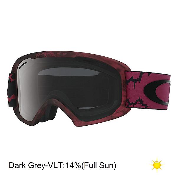 Oakley O2 XL Goggles, Chemist Fired Brick-Dark Grey, 600