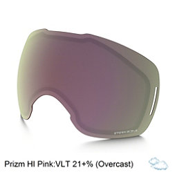 Oakley Airbrake XL Goggle Replacement Lens 2018, Prizm High Pink Iridium, 256