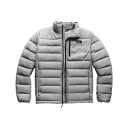 The North Face Aconcagua Mens Jacket, Mid Grey-TNF Black, 256