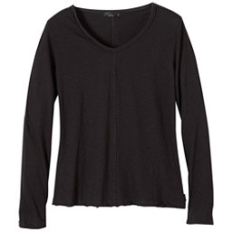 Prana Romina Womens Shirt, Black, 256