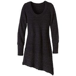 Prana Felicia Tunic Womens Sweater, Coal, 256