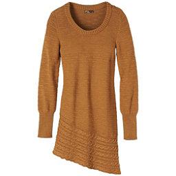 Prana Felicia Tunic Womens Sweater, Dark Ginger, 256