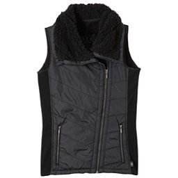 Prana Diva Womens Vest, Black, 256