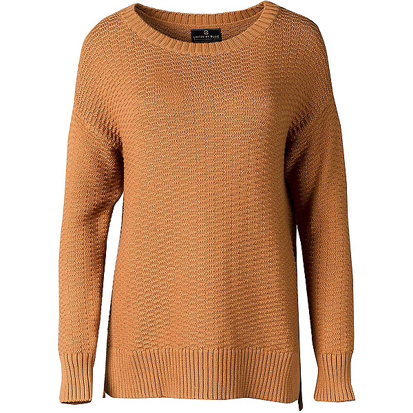 United By Blue Himley Waffle Womens Sweater, , 600
