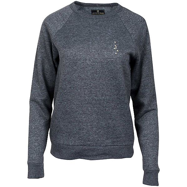 United By Blue Sun Mtn Crew Pullover, Charcoal, 600