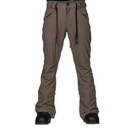 ThirtyTwo Wooderson Mens Snowboard Pants, Ash, 256