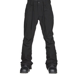 ThirtyTwo Wooderson Mens Snowboard Pants, Black, 256