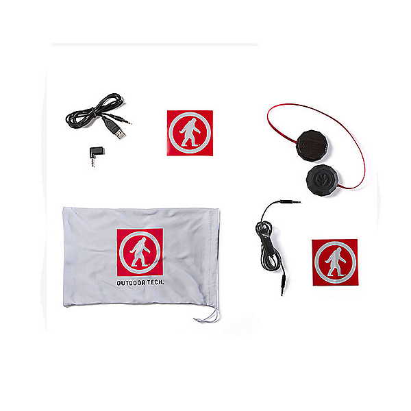 Outdoor Tech Chips 2.0 Helmet Audio Kit 2018, OT0052, 600