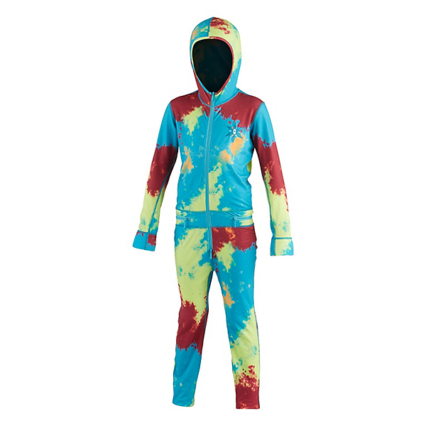 Air Blaster Ninja Suit Kids Long Underwear Top, , 600