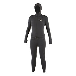 Air Blaster Classic Ninja Suit 2017 Womens Long Underwear Top, Black, 256