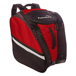 Transpack TRV Pro Ski Boot Bag 2018, Red-Silver Electric, 256
