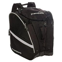 Transpack TRV Pro Ski Boot Bag 2019, Black-Silver Electric, 256