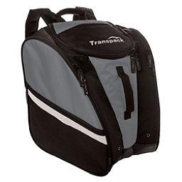 Transpack TRV Pro Ski Boot Bag 2019, Titanium-Silver Electric, 256