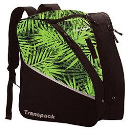Transpack Edge Junior Ski Boot Bag 2017, Lime Palm, 256