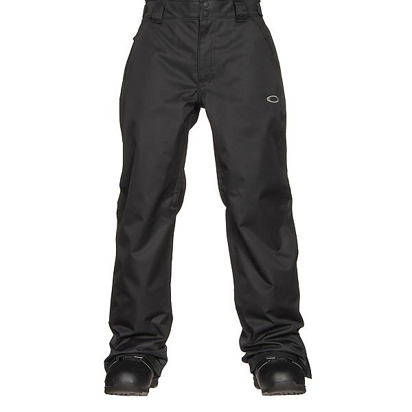 Oakley Sun King BioZone Insulated Mens Snowboard Pants, Jet Black, 600