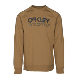 Oakley DWR Factory Pilot Crew Mens Sweater, Burnished, 256