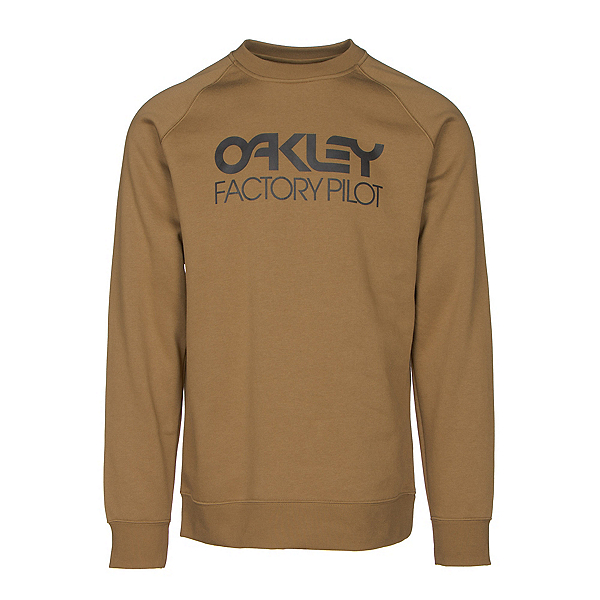 Oakley DWR Factory Pilot Crew Mens Sweater, Burnished, 600