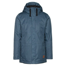 Oakley Moonshine BZI Womens Insulated Snowboard Jacket, Blue Shade, 256