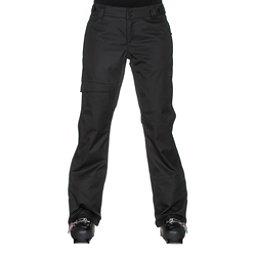 Oakley Limelight BZS Womens Snowboard Pants, Jet Black, 256