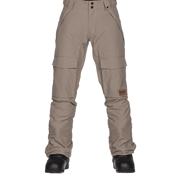 Oakley Hawkeye BioZone Shell Mens Snowboard Pants, , 600