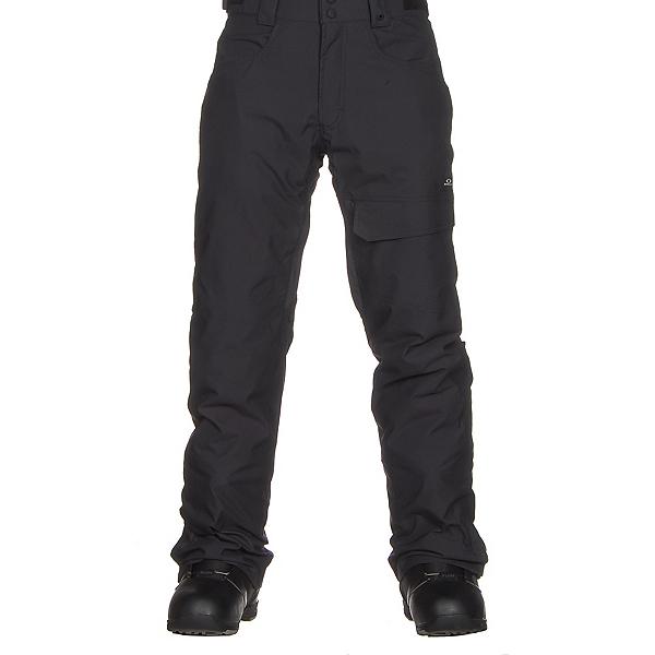Oakley Whiteroom BioZone Mens Snowboard Pants, Jet Black, 600