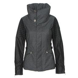 Sorel Joan Of Arctic Womens Jacket, Charcoal Heather-Black, 256
