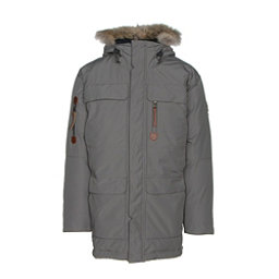 Sorel Mens Caribou Parka, Quarry, 256