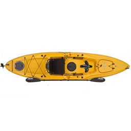 Hobie Mirage Outback Kayak 2017, Papaya, 256