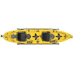 Hobie Mirage Outfitter Kayak 2017, Papaya, 256