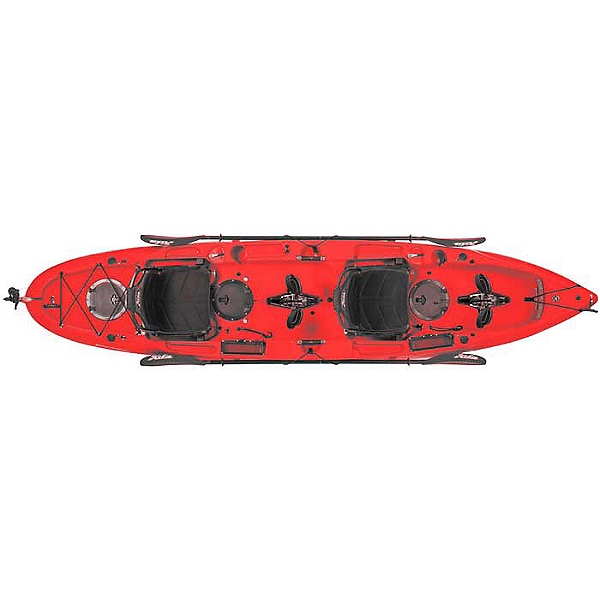 Hobie Mirage Outfitter Kayak, Hibiscus, 600