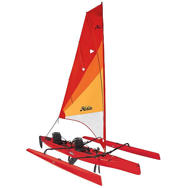 Hobie Mirage Tandem Island Kayak 2017, Hibiscus, 600