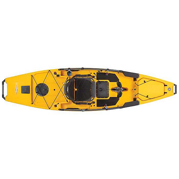 Hobie Mirage Pro Angler 12 Kayak 2017, Papaya, 600