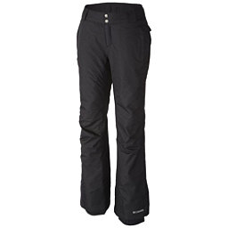 Columbia Bugaboo Omni-Heat Short Womens Ski Pants, Black, 256