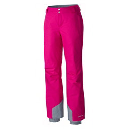 Columbia Bugaboo Omni-Heat Short Womens Ski Pants, Deep Blush, 256
