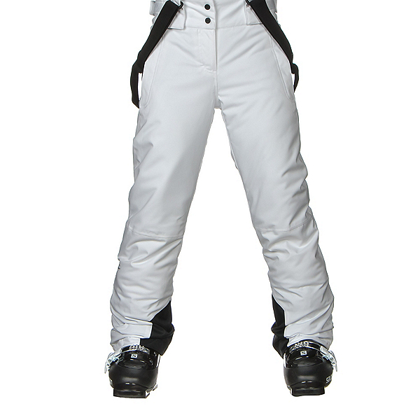KJUS Silica Girls Ski Pants, White, 600