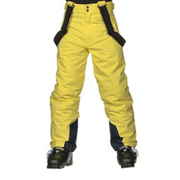 KJUS Vector Boys Ski Pants, Buttercup, 256