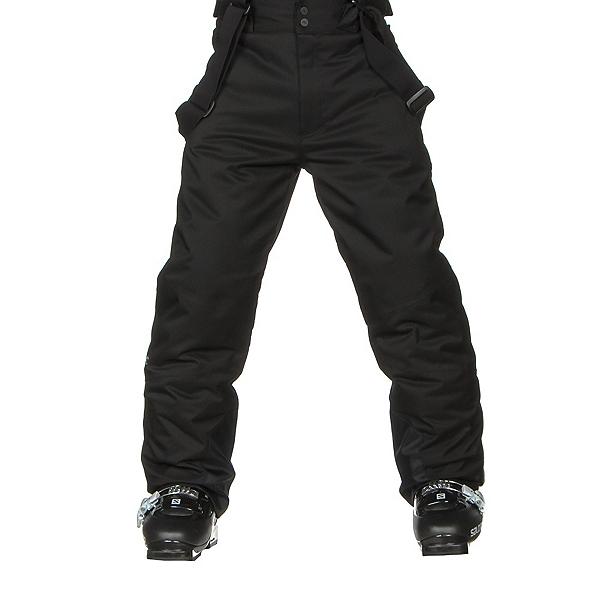 KJUS Vector Boys Ski Pants, Black, 600