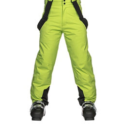 KJUS Vector Boys Ski Pants, Lime Green, 256