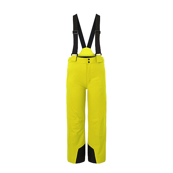 KJUS Vector Boys Ski Pants, Citric Yellow, 600
