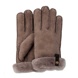 UGG Tenney Womens Gloves, Stormy Grey, 256