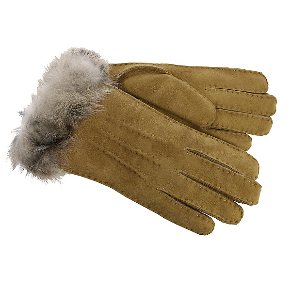 96e0365c57f98 UGG 3-Point Sheepskin Toscana Womens Gloves 2017