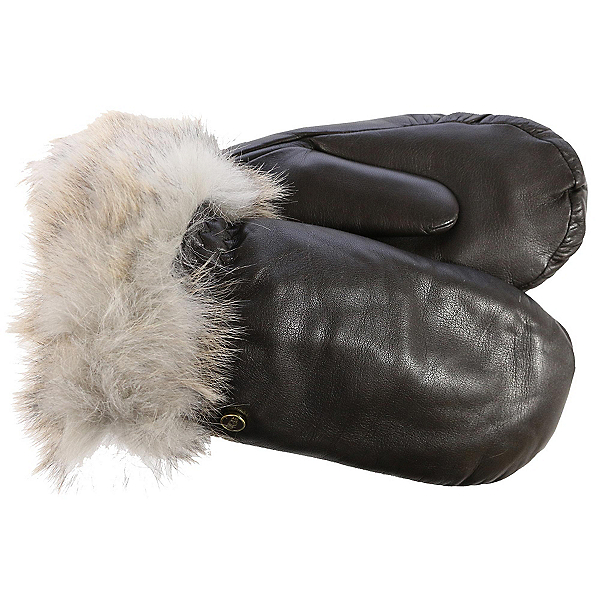 UGG Leather Womens Mitten 2017, , 600