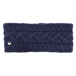 UGG Cable Headband, Navy, 256