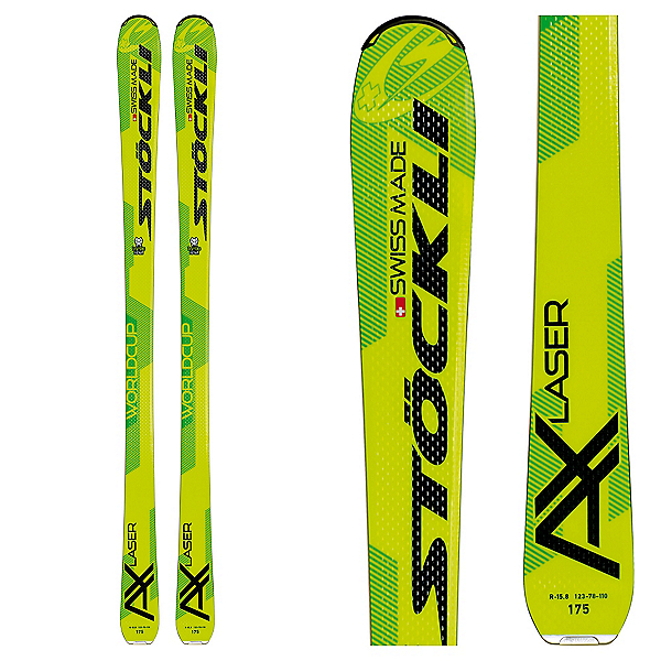 Stockli Laser AX Skis 2018, , 600