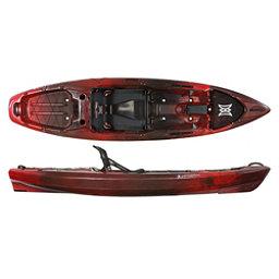 Perception Pescador Pro 10.0 Kayak 2018, Red Tiger Camo, 256