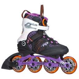K2 Alexis Boa Womens Inline Skates 2017, Purple-Orange, 256